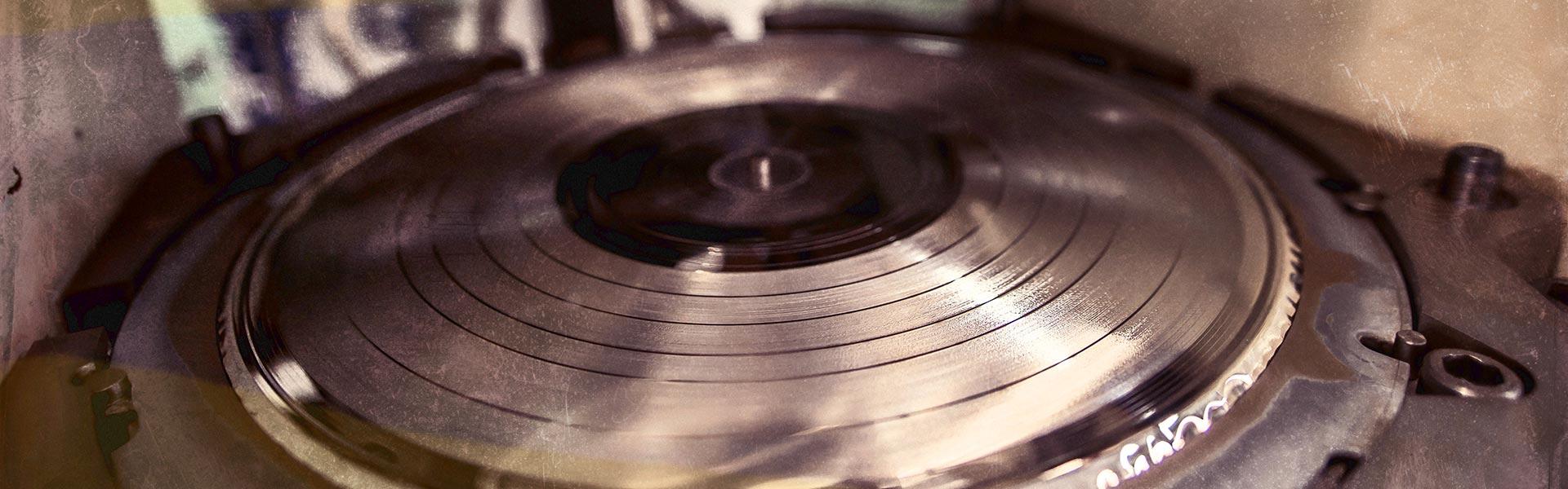 Manual Vinyl Pressing machine