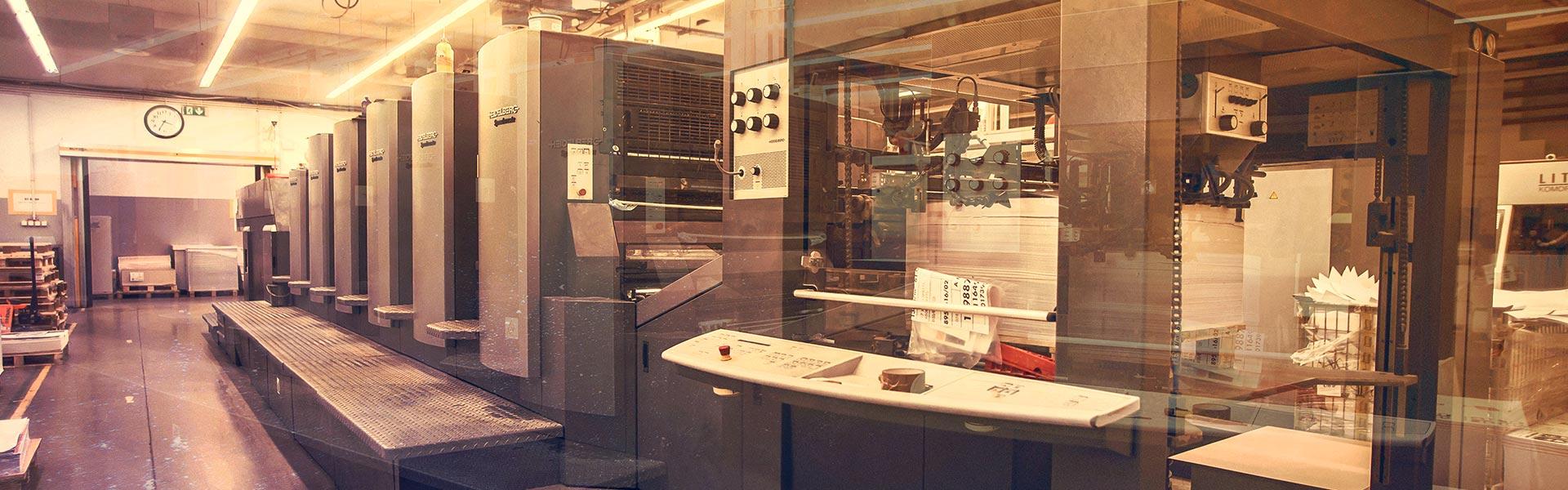 Heidelberg Pressing