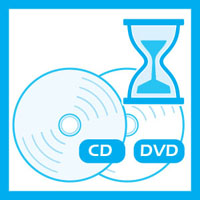 CD & DVD Turnaround Times icon