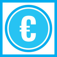 Payment - Euro icon