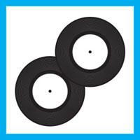 7 inch vinyl icon